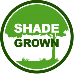 Shade grown